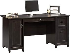 Sauder Edge Water Computer Desk, Estate Black finish