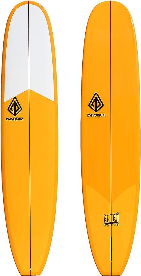 Paragon Surfboards Retro Single Fin Epoxy Noserider Longboard 8'0 | 9'0