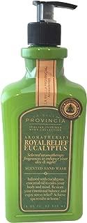 la bella provincia aromatherapy royal relief eucalyptus