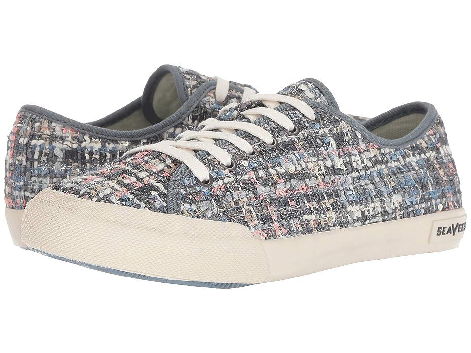 SeaVees Monterey Sneaker (Silver Tweed) Women