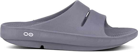 OOFOS - Unisex OOahh - Post Run Sports Recovery Slide Sandal