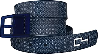 C4 Classic Belt Equestrian Bits n Pieces Pattern