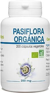 Pasiflora Orgánica - Passiflora incarnata - 250mg - 200 cápsulas vegetales