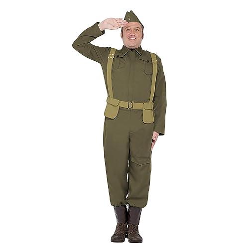 Great Smiffys WW2 Home Guard Private Costume