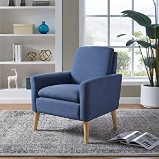 Groovy Amazon Com Blue Chairs Living Room Furniture Home Home Interior And Landscaping Thycampuscom