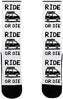 Ride Or Die US Size 7-13 Socks
