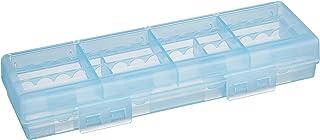 サンワサプライ 電池ケース(単3形、単4形対応大容量タイプ・ブルー) DG-BT6BL