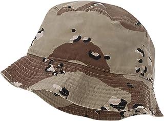 Bandana.com قبعة دلو قطن 100% للرجال والنساء والأطفال - قبعة صيفية لصيد السمك