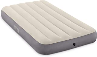 "Intex Dura-Beam Standard Series Deluxe Single-High Airbed, Bed Height 10"", Twin"