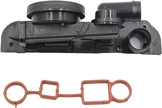 LOSTAR PCV Oil Separator Pressure Control Valve w/Gasket for Audi A3 A4 Quattro VW Jetta Passat 2.0L