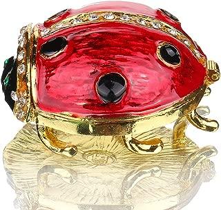 Best ladybug jewelry box Reviews