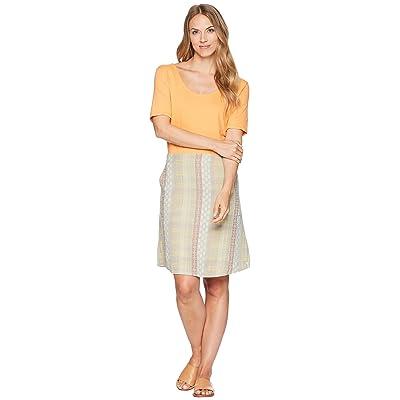 Woolrich Eco Rich Afterlight Dress (Cantaloupe) Women