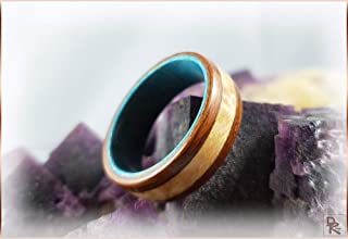 bentwood ring inlay