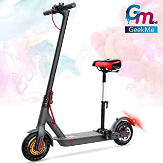 GeekMe Scooter patinete electrico adultos con asiento
