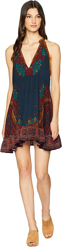 Steal The Sun Printed Tunic