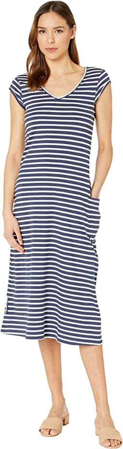 True Navy Balanced Stripe