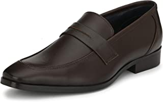 Saddle & Barnes Men's Leather Formal Loafers, HS 241-$Parent SKU