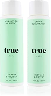 Johnsons Curl Defining Shampoo And Conditioner