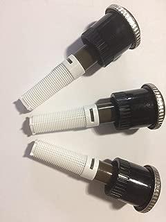 3-Pack of Hunter Sprinkler MPSS530 MP Rotator, 5-Feet by 30-Feet Side Strip (Female Threads) (3pcs in a bag)