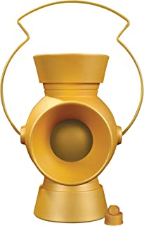 DC Collectibles Yellow Lantern Power Battery & Ring Prop Replica, 1: Scale