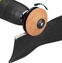 Multi-Sharp 1301 Afilador de cuchillas multiusos para cortacéspedes rotativos, palas, azadas, cortabordes, podaderas, hachas y otras herramientas de jardín