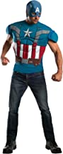 Rubie's Costume Men's Marvel Universe Captain America The Winter Soldier Top