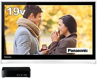 パナソニック 19V型 液晶 テレビ プライベート・ビエラ UN-19F6-K ハイビジョン   2016年モデル