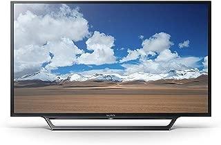 Sony 32 Inch LED Smart TV Black - KDL32W600D