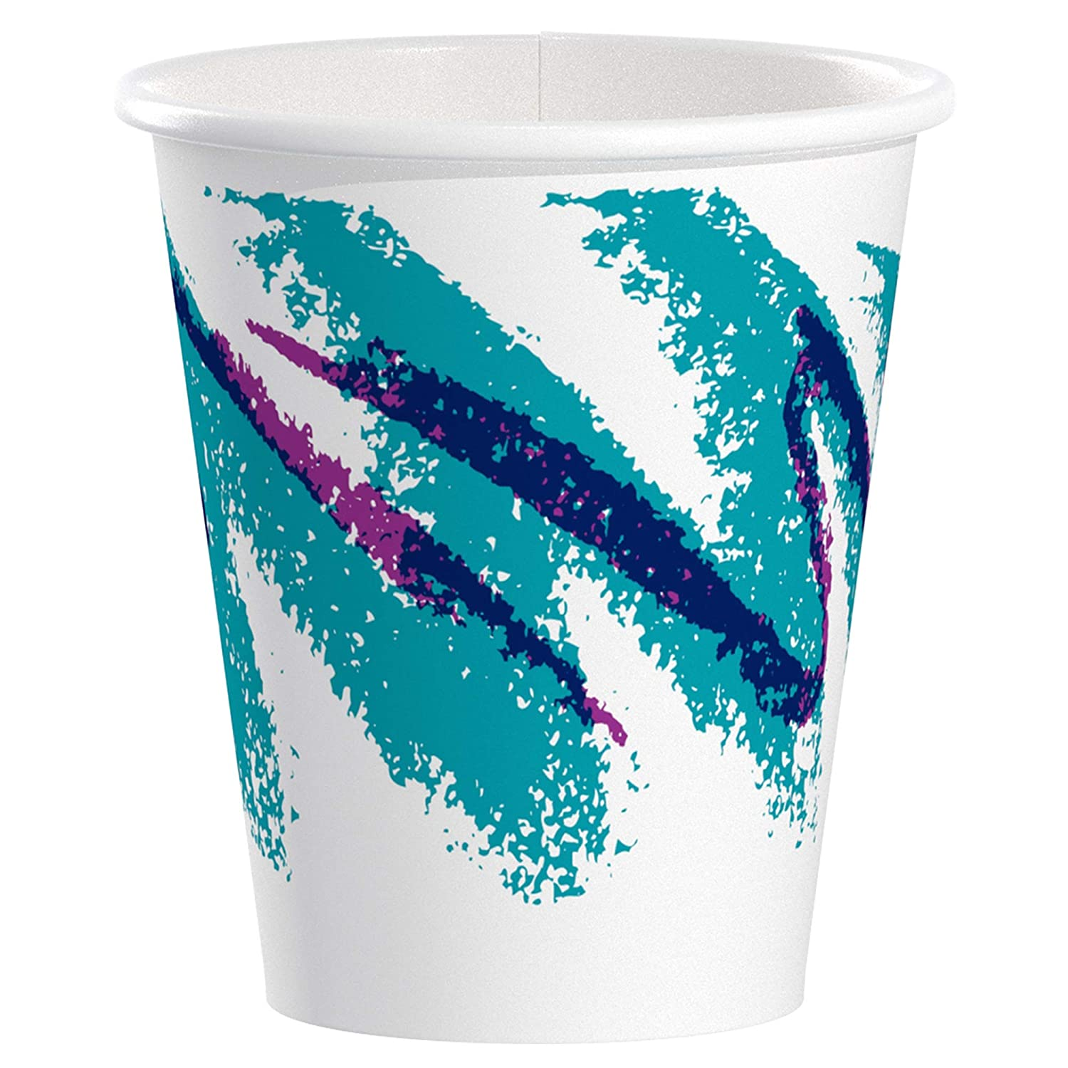 Solo Max List price 52% OFF 376JZ-00055 6 oz Jazz SSP of Cup Paper Case Hot 1000