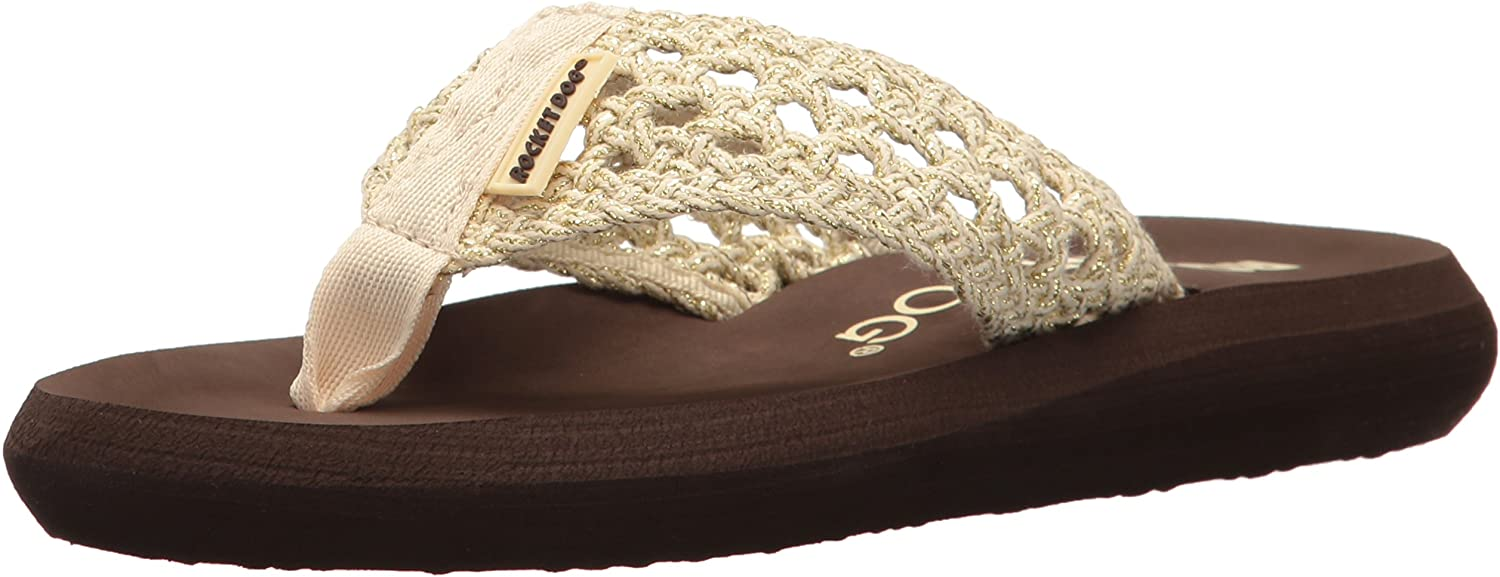 Rocket Dog Womens Spotlight2 Stapleton Cotton Flip Flop