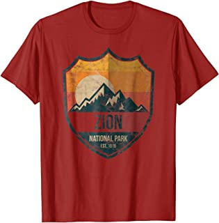 zion national park clothing