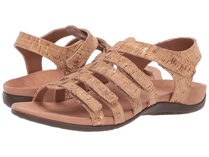 VIONIC  Harissa Cork (Gold Cork) Womens Shoes