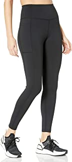 Core 10 Amazon Brand Women's High Waist Workout Legging with Pockets-26