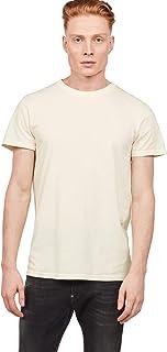 G-Star Men's Recycled Dye T-Shirt, Yellow