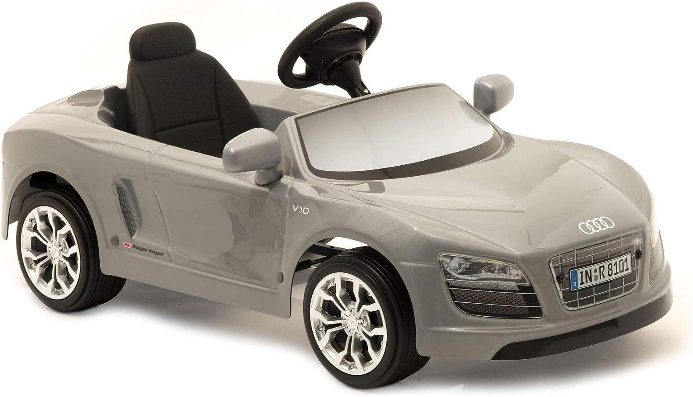 Toys Toys - 622651B - Vélo et Véhicule pour Enfant à pédales - Audi R8 Spyder - Noir