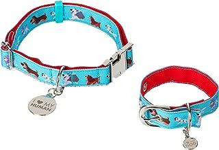Disney Dogs Dog Collar and Bracelet Set - Oh My Size SML PET