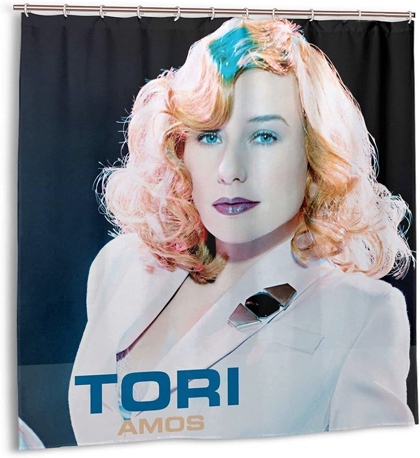 Credence Tori Amos Shower Curtain Heavy 70% OFF Outlet Duty with Curtains Fabric