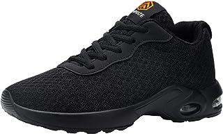 Womens Walking Shoes Lightweight Air Cushion Fashion Sneakers Comfortable Gym Sport Running Tennis Shoe