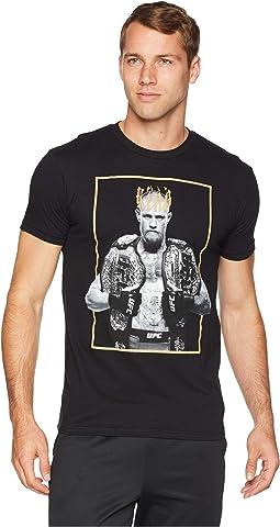 McGregor King 2 Belts Tee