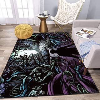 A Day to Remember Homesick Album Cover ADTR Area Rugs for Home, Bed and Living Room and Carpet for Hardwood Floor, Large Anti Slip Contemporary Rug for Floor Home Door
