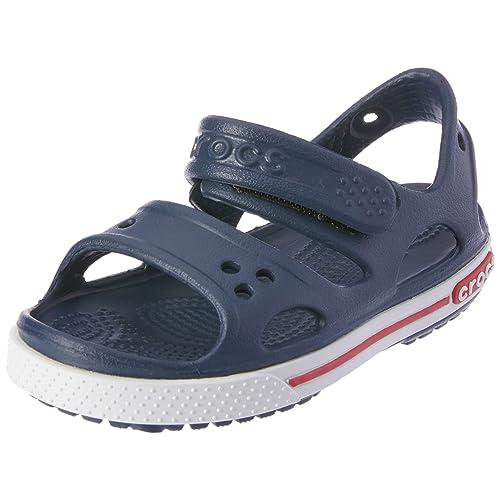 8a201b38cae3 Crocs Unisex Kids Crocband II Sandals