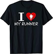 Running Run Runner Track Marathon Funny Cheer Mom Tshirt