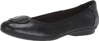 حذاء باليه مسطح غراسيلاين لولا للنساء من كلاركس