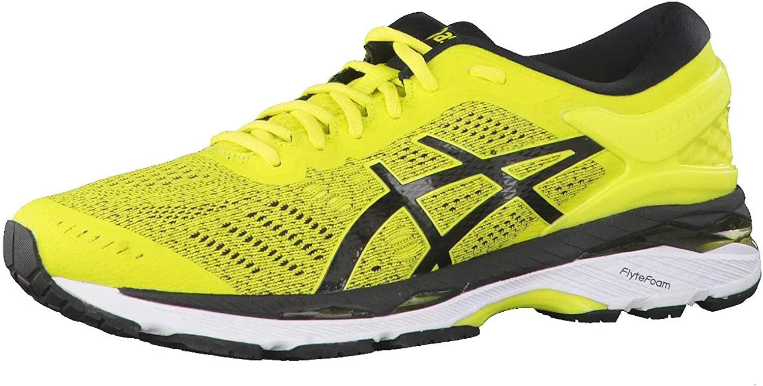 ASICS Men's Gel-Kayano 24 Safety and trust Running-Shoes Year-end annual account