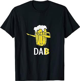 Dad Dab Beer Swag T-shirt