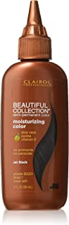Clairol Professional Beautiful Collection Semi-permanent Hair Color, Jet Black