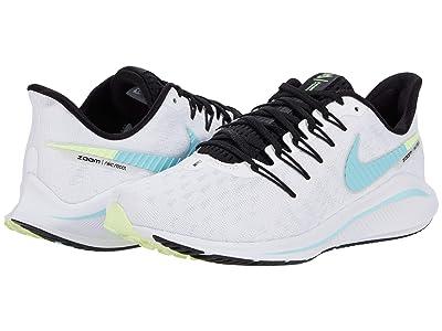 Nike Air Zoom Vomero 14 (White/Glacier Ice/Black/Pure Platinum) Women