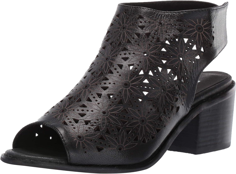 Springaa Step Woherrar Yoshie läder läder läder Ankle Strap Sandal  bra rykte