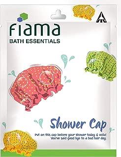 Fiama Bath Essentials Shower Cap (Pack of 2)