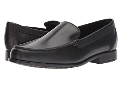 Rockport Classic Loafer Lite Venetian (Black II) Men